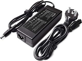 PFMY Adaptador Cargador 19V 4.74A para Samsung Portátil Ordenador NP R519 R520 R530 R540 R560 R580 R730 R780 AD-9019S AD-9019N NP350V5C NP355V5C NP355E7C NP365E5C NP300E5C NP300V5A NP305E5A Notebook