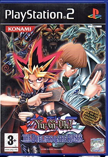 Yu-Gi-Oh!the Duelists of the Roses