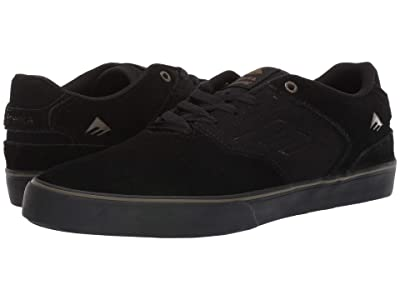 Emerica Low Vulc (Black/Olive/Black) Men