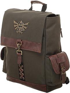 The Legend of Zelda Triforce Square Backpack