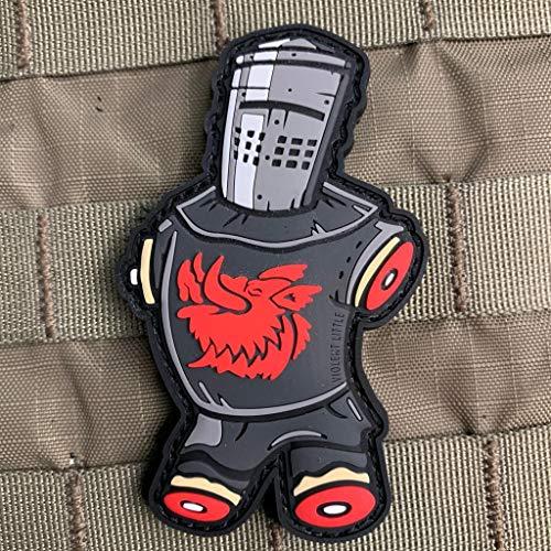 Violent Little Machine Shop'Black Knight' Monty Python Morale Patch...