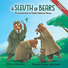 A Sleuth of Bears: An Introduction to Simple Collective Nouns
