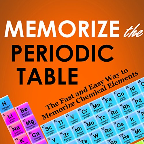 Memorize the Periodic Table cover art