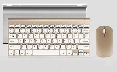 pxyuan kabellose Maus Tastatur und Set Mini Tastatur Maus Set Notebook Desktop Computer Tastatur D Maus Maus spiel Ladekabel Tastatur Maus und ich Schätzpreis : 67,74 €
