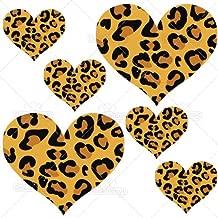 Best big cheetah print wall stickers Reviews