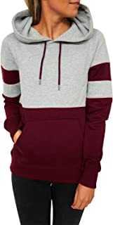 Womens Ex Famous Store Stripe Zip Thru Hoody Ladies Sweatshirt