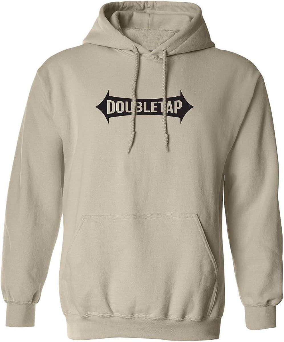 DOUBLETAP Adult Hooded Sweatshirt