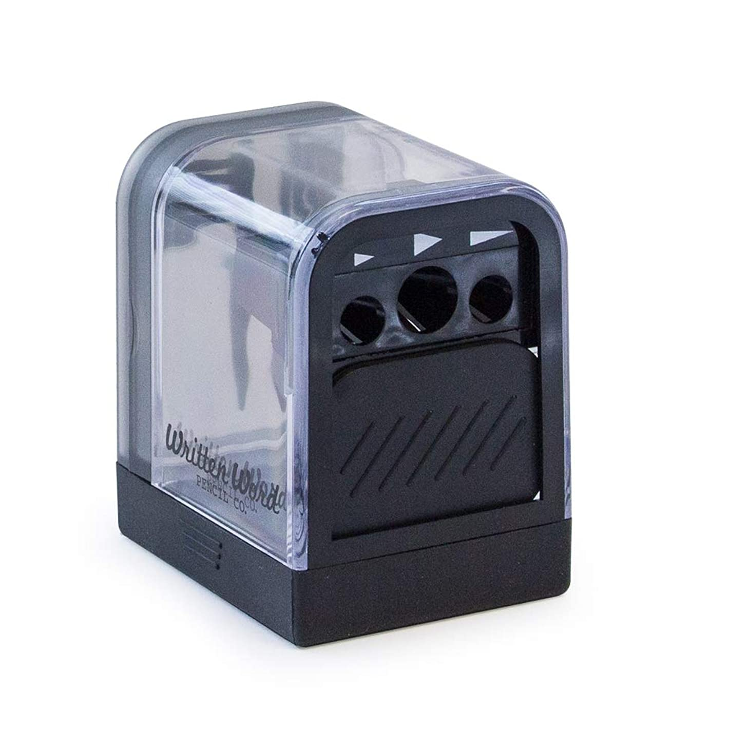 Written Word Pencil Co. World's Finest Pencil Sharpener with Extra-Large Capacity