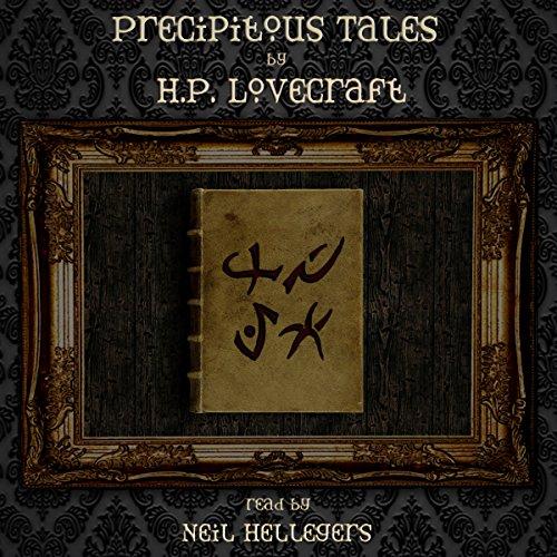 Precipitous Tales audiobook cover art