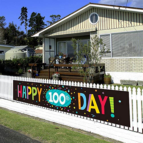100th day streamer - 2