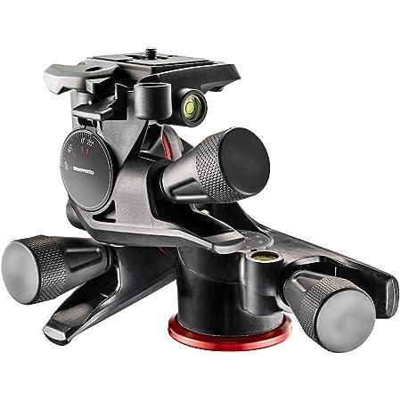 Manfrotto Xpro 3 Wege Neiger Kamera Stativkopf Kamera
