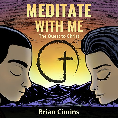 Meditate with Me audiobook cover art