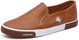 PPXID Homme Baskets Chaussures d'été Bateau Mocassins