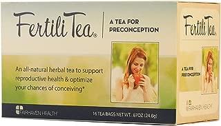 FertiliTea: Fertility Enhancing Tea in Tea Bags 16 tea bags, 0.87 oz