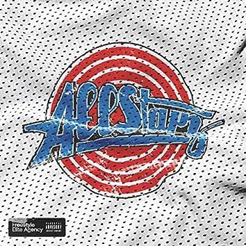 All Starz (feat. Lethal V, Kid Kontrasto, Hydra, Dj MS)