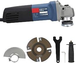 Vinkelslip högpresterande 11-ampere-slipverktyg med säker paddelomkopplare 4–1/2 tums slipmaskiner med 1 slipskiva tunn me...