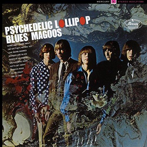 Psychedelic Lollipop [180 gm black vinyl] [Vinilo]