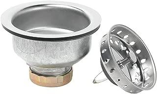 Glacier Bay Spring Clip Sink Strainer in Stainless Steel