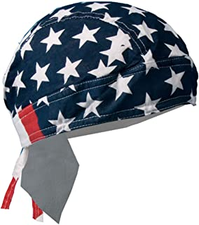 ae2cc2949600a Buy Caps and Hats American Flag Doo-Rag Patriotic Du-Bandana Skull Cap with