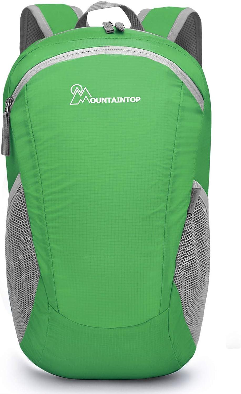 Folding Bag Men and Women Shoulder Waterproof Outdoor Breathable Lightweight Backpack 20L