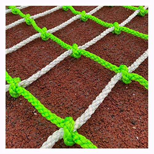 Best Review Of Cargo Net Climbing Rope,Rock Climbing Net Climb Netting Playground Nylon Kids Treehou...