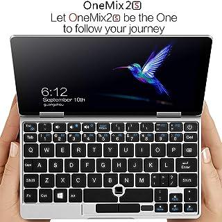 【日本正規Online販売店】One-Netbook OneMix2S ノートパソコン 2in1 タブレットPC 7インチ Windows 10 Core m3 8GBメモリ PCIeSSD 256GB 超小型モバイルPC 360度回転YOGA...