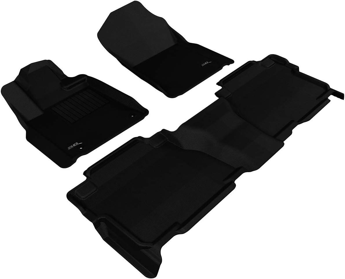 3D MAXpider 超人気 専門店 Complete Set Custom 一部予約 Fit All-Weather Se Mat Floor for