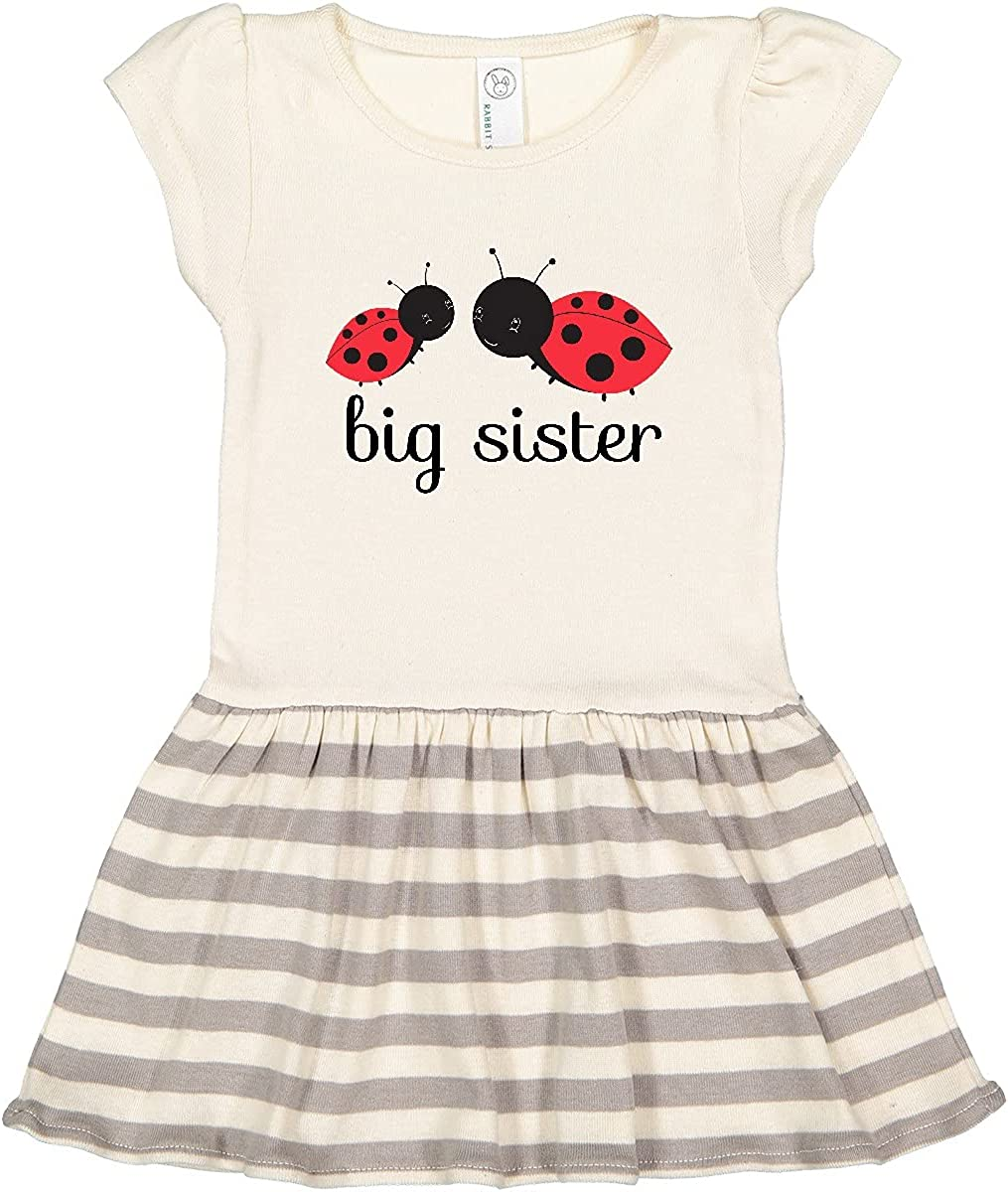 inktastic Challenge the lowest price of Japan ☆ Big Sister Free Shipping Cheap Bargain Gift Toddler Dress