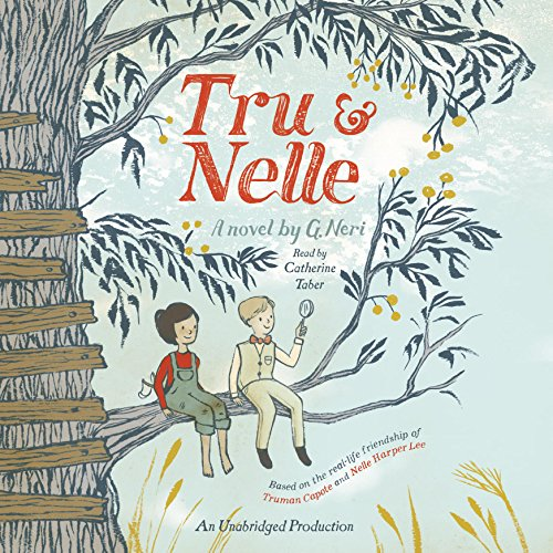 Tru and Nelle audiobook cover art