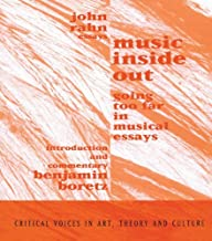 Music Inside Out: Going Too Far in Musical Essays (Critical Voices in Art, Theory and Culture)