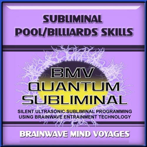Subliminal Pool Billiards Skills - Silent Ultrasonic Track