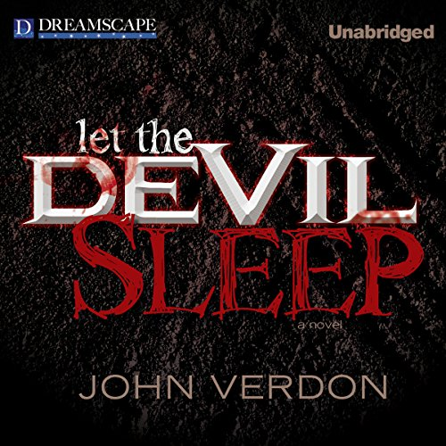Let the Devil Sleep audiobook cover art