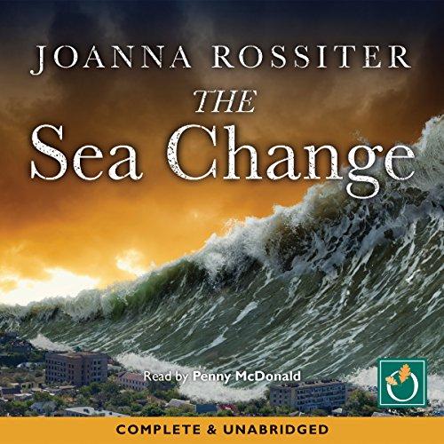 The Sea Change audiobook cover art