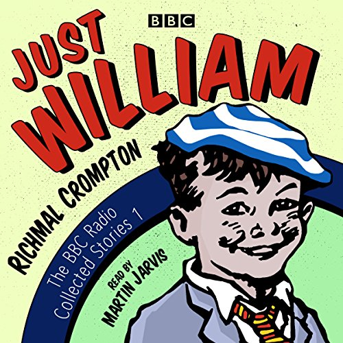 Just William: A BBC Radio Collection audiobook cover art