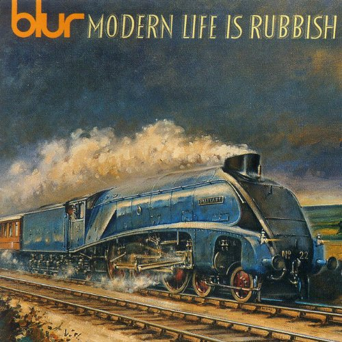 Modern Life Is Rubbish [Vinilo]
