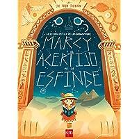 Marcy y el acertijo de la esfinge (La saga de los Brownstone)