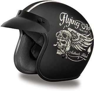 daytona 3 4 helmet