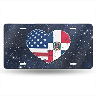 Best dominican republic license plate for sale Reviews
