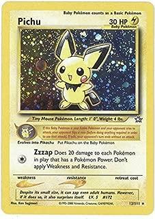 Pokemon - Pichu (12) - Neo Genesis - Holo