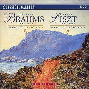 Brahms - Liszt: Piano Concertos No. 1