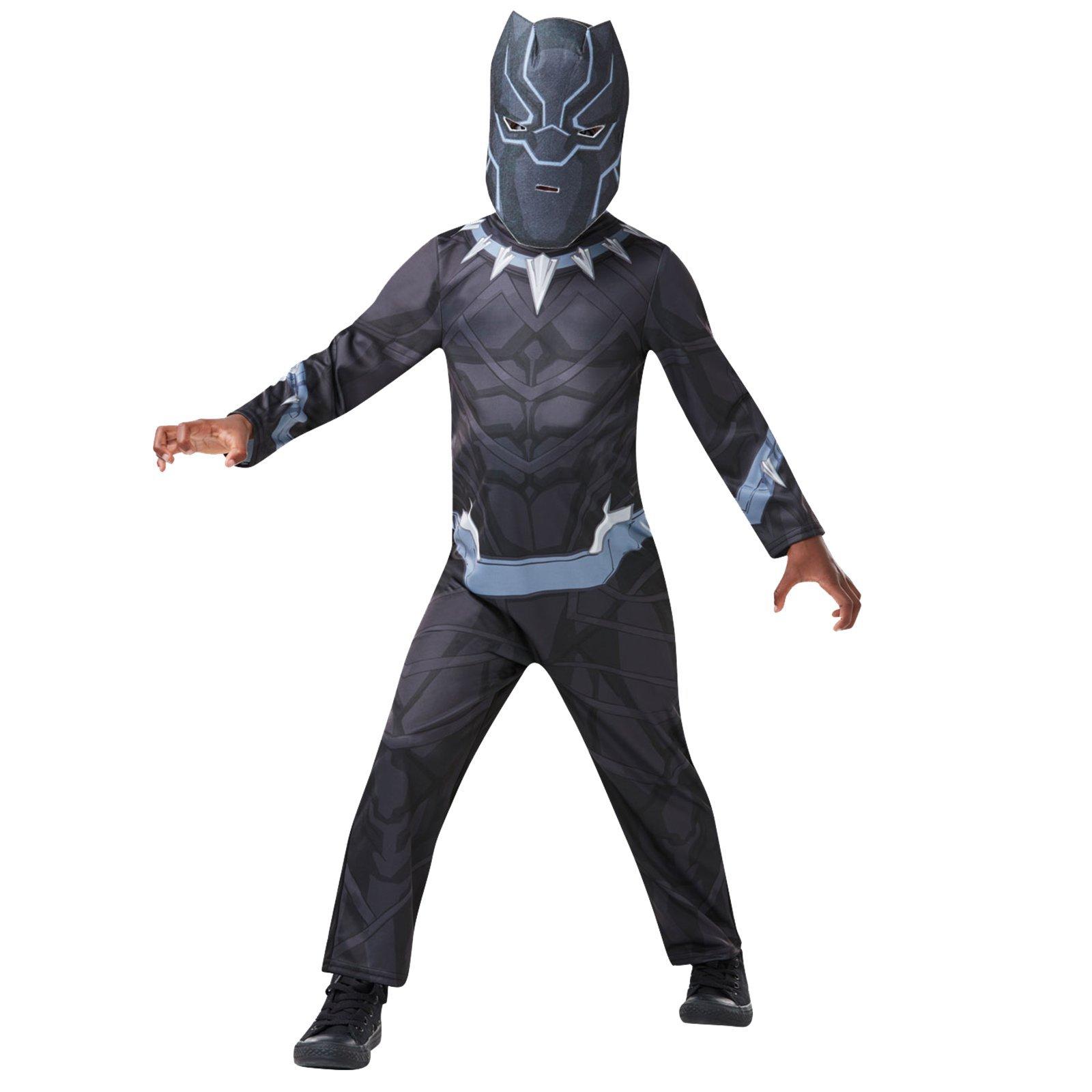 Rubies Disfraz infantil 640908 9-10, de Black Panther, de Los ...