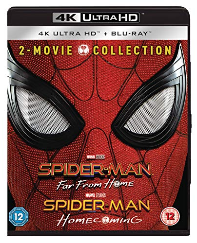 Spider-Man: Far from Home / Spider-Man: Homecoming - Set [Blu-ray] [UK Import]
