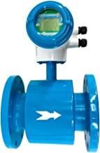 Graigar DN100MM Electromagnetic Flow Meter with 4~20mA Output 4'' Digital Magnetic Flowmeters for Water