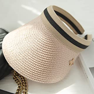 XINTANG Women's Summer Hollow Sun Hat