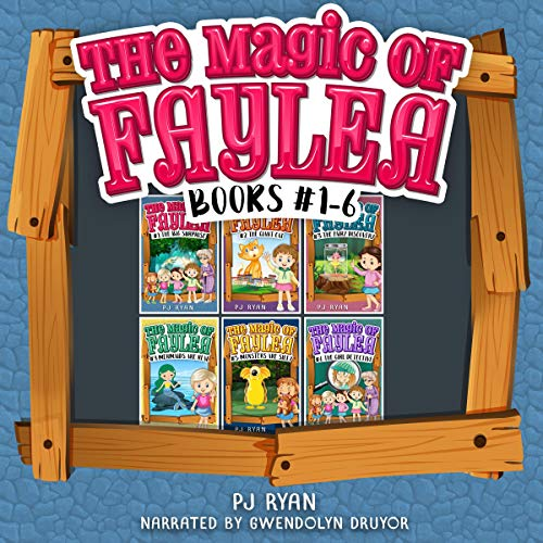The Magic of Faylea: Books 1-6 cover art
