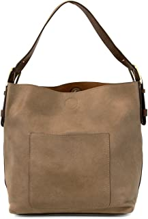 joy susan classic hobo handbag