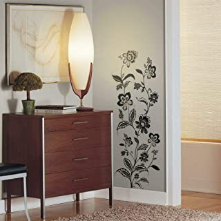 Roommates Jazzy Jacobean Wall Stickers, Multi-Colour, RMK1167GM