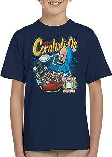 cornholios cereal shirt