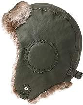 Fancet Unisex Aviator Hat Winter Trapper Bomber Faux Fur Pilot Costume Trooper Cap 56-62cm