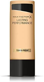 2 x Max Factor, Lasting Performance Foundation, 101 Ivory Beige, (35ml), New